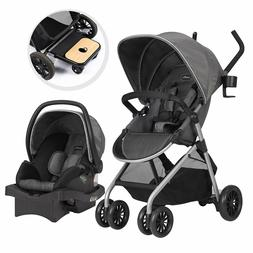 Evenflo Sibby Travel System, Highline Gray
