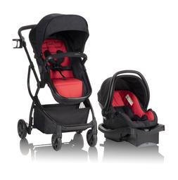 Single Baby Stroller 3 in 1 Travel System Child Safety Car S