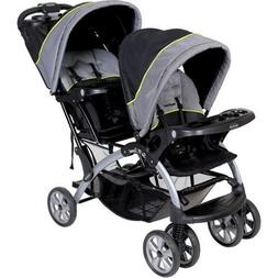 Baby Trend Original Sit 'N Stand Double Carriers Stroller wi