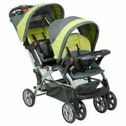 Baby Trend Sit N Stand Infant & Toddler Double Inline Tandem