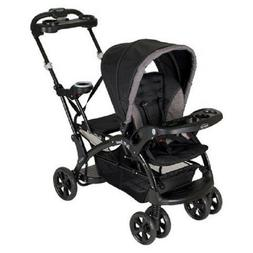 Baby Trend Sit 'N Stand Ultra Double Stroller ~ Chrome ~New