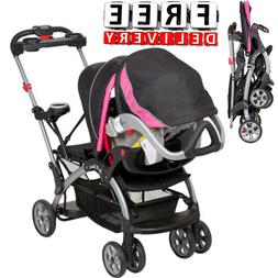 Baby Trend Sit N Stand Ultra Single Stroller Infant Toddler