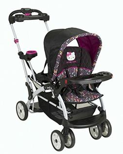 sit n stand ultra stroller