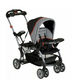 Baby Trend Sit N Stand Ultra Stroller, Millennium Car Seat H