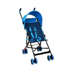 Wonder Buggy Skyler Jumbo Umbrella Stroller with Round Canop