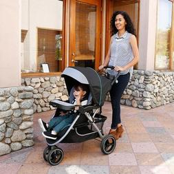 Baby Trend Skyview Plus Adjustable Stroller and Car Seat Tra