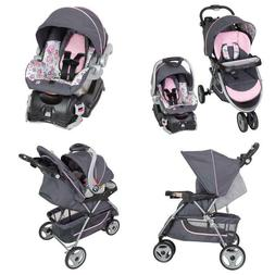 Baby Trend Skyview Travel System, Flora