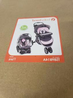 Baby Trend Skyview Travel System In Box Up to 30lbs Car Seat