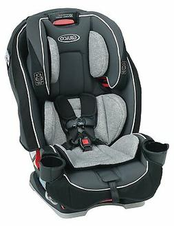 Graco SlimFit 3-in-1 Convertible Car Seat, Darcie Baby Comes