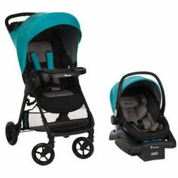 Safety 1st Smooth Ride Travel System 35 Infant Car Seat Lake