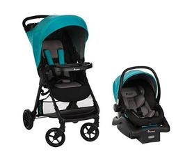 Safety 1st Smooth Ride Travel System 35 Infant Car Seat **La