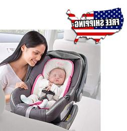 Summer Infant Snuzzler Head Support for Car Seats and Stroll