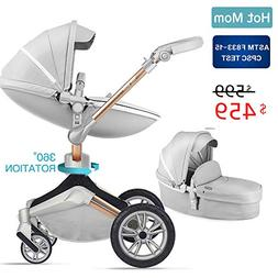 Baby Stroller 360 Rotation Function,Hot Mom Travel System Pr