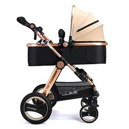 YBL Baby Stroller for Infant and Toddler City Select Folding