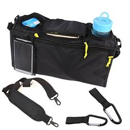 Stroller Organizer with Cup Holder for Smart Moms|PADDED Sho
