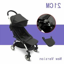 Stroller Accessories Footrest Baby Infant Carriages Feet Ext