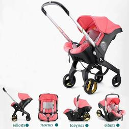 stroller Brand baby strollers 3 in 1 car folding light with