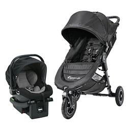 Baby Jogger Stroller And Infant Car Seat City Mini GT Travel