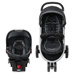 Baby Stroller and Car Seat Combo Premium Lightweight Pram Tr