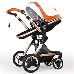 Infant Stroller Newborn Baby Carriage Toddler Seat Strollers
