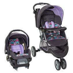 Baby Car Seat And Stroller Girls Infant Kid Travel System Un