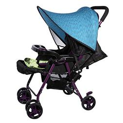 2 Colors Baby Stroller Pram Sunshade Universal Buggy Infant