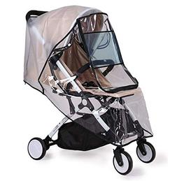 Bemece Stroller Rain Cover Universal + Mosquito Net , Baby T