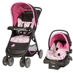 Baby Car Seat And Stroller Set Infant Girl 4 Travel System K
