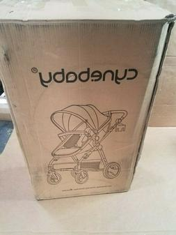 Infant Baby Stroller for Newborn and Toddler - Cynebaby Conv