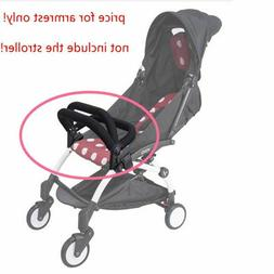 Strollers Armrest Bumper Bar For Baby Stroller Carriage Push