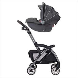 Strollers Frame Lightweight Universal Car Seat Carrier Safet