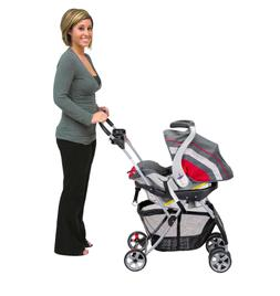Strollers Frame Universal Infant Car Seat Carrier Safety wit