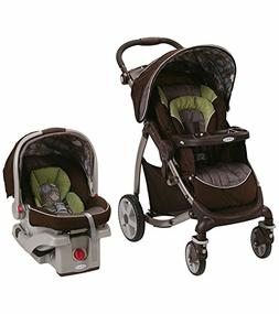 Graco Stylus Click Connect Travel System Stroller with car s