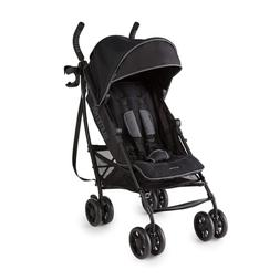 Summer 3Dlite+ Convenience Stroller, Matte Black – Lightwe