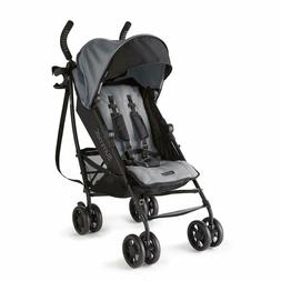 Summer 3Dlite+ Convenience Stroller, Matte Gray – Lightwei