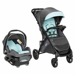 Baby Trend Tango Travel System Stroller w/ Car Seat & Base L