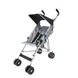 Wonder Buggy Taylor Umbrella Stroller with Flat Canopy, Soli
