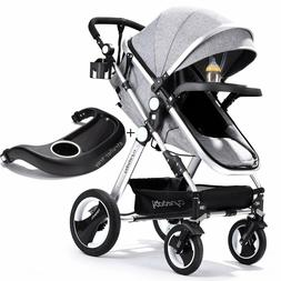 Toddler Baby Stroller Carriage - Cynebaby Compact Pram Strol