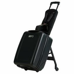 Mountain Buggy Toddler Traveling Black Carry On Suitcase Rol