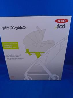 OXO Tot Cubby Stroller Car Seat Adaptor Compatible with Grac