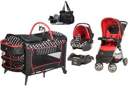 Disney Travel System Combo Set Baby Stroller with Car Seat P
