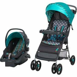 Travel System Stroller and Car Seat Combination Unisex Color