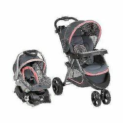 Baby Trend TS41227C Nexton Travel System - Coral Floral