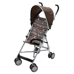 Umbrella Stroller with Canopy -My Hunny Stripes