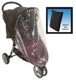 Comfy Baby! Universal Stroller Weather Shield - Fits all Ful