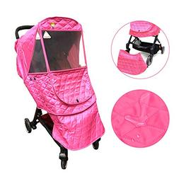 Wonder buggy Universal Stroller Weather Shield Rain Cover, W