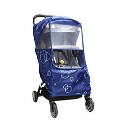 Wonder buggy Universal Stroller Weather Shield Rain Cover wi