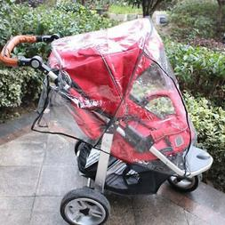 Outdoor For Baby Strollers Pushchairs Waterproof Rain Cover