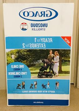 """GRACO UNO2DUO STROLLER """"ELLINGTON"""" READY FOR 1 EXTENDS FOR 2"""