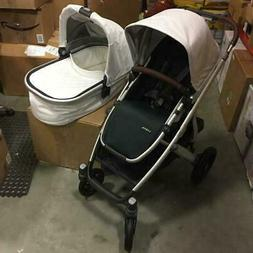 vista stroller leather